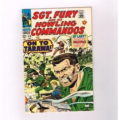 SGT FURY #49 Gorgeous grade 9.2 Silver Age find from Marvel Comics!  http://www.ebay.com/itm/SGT-FURY-49-Gorgeous-grade-9-2-Silver-Age-find-Marvel-Comics-/291562159166?roken=cUgayN&soutkn=ONOm8k