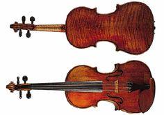 """The Mendelssohn,"" Stradivarius violin made in 1720 and sold for $1.78 million."