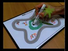 ▶ Augmented Hand Sketching Games - YouTube