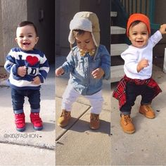 timberlands for baby boy