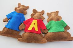 Alvin & The Chipmunks: Decoy Chipmunks Craft