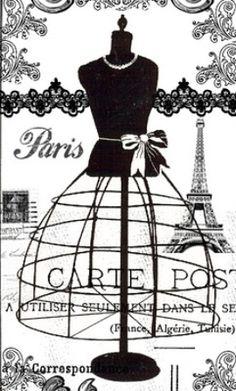 Paris French theme