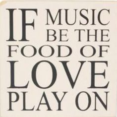 Music is my motivator