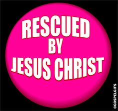 Rescatado por Jesucristo