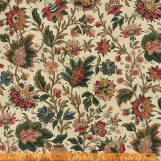 Tree of Life ca. 1830, 40360-X, Windham Fabrics