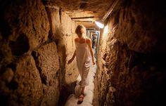 Tunelurile SECRETE de sub Marea Neagră care leagă România de Turcia