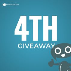 #OODollarADayGiveaway day FOUR! Did you know we blog on @OpinionOutpost? Go to https://www.opinionoutpost.com/blog/ and pick your favorite blog post! Post your favorite blog link on our Facebook wall (facebook.com/OpinionOutpost) and use #OODollarADayGiveaway! Make sure to post before 11:59 pm EDT tonight. For more information, please click on the image