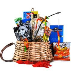 Gone Fishing - Giftbasket.com | Gifts For All Occasions | 1-888-631-9695