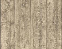 Vliestapete 7088-16 Wood'n Stone Holz