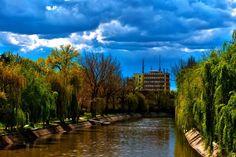 bega_river_timisoara__romania_ Timisoara Romania, River, Mountains, Nature, Naturaleza, Nature Illustration, Off Grid, Rivers, Bergen