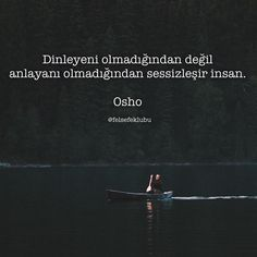 No photo description available. Wise Quotes, Words Quotes, Book Quotes, Sayings, Philosophical Quotes, Good Sentences, Osho, Quote Posters, Meaningful Words