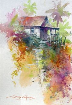 James Coleman   WATERCOLOR
