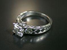 Custom Rings by Baxley Jewelers in Carrollton Georgia