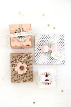 Amy Yingling for Gossamer Blue #mothersday #giftwrap
