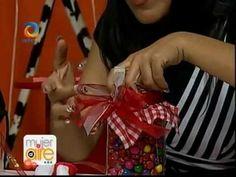 Tarjeta dulcero // regalo facil para san valentin