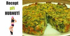 Zapečený špenát se sýrem při hubnutí Zucchini, Fitness, Vegetables, Food, Essen, Vegetable Recipes, Meals, Yemek, Veggies