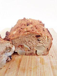 I Love Health | Kwarkbrood met peer || skinny and gezond –