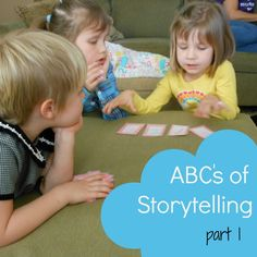 Simple storytelling ideas and tips