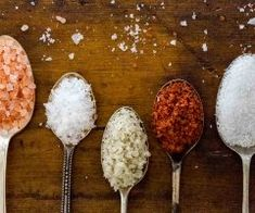 Types of Salt Every Cook Should Know Bistro Food, Cooking 101, Kitchen Hacks, A Food, Dishes, Baking, Tableware, Blog, Salads