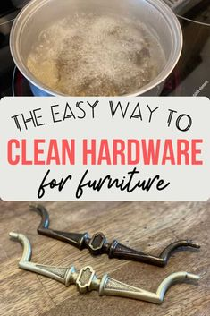 Painting Old Furniture, Distressed Furniture Painting, Painted Furniture, Dresser Hardware, Furniture Hardware, Diy Dresser Makeover, Furniture Makeover, Furniture Ideas, Restored Dresser