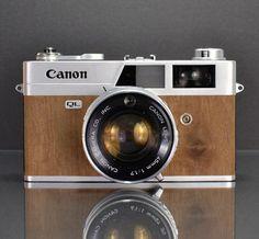 Canonet QL17 Mansonia