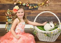 Easter Sessions, Barrie,Ontario Child Photographer