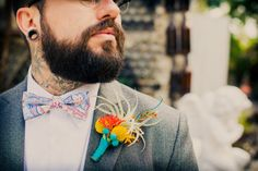 mexican folk art inspired vow renewal | Zoom Theory Photography on Oh Lovely Day | ohlovelyday.com