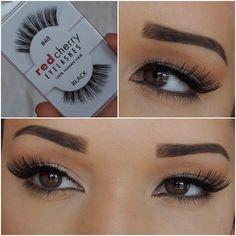 Red Cherry Lashes | #48 - Darla