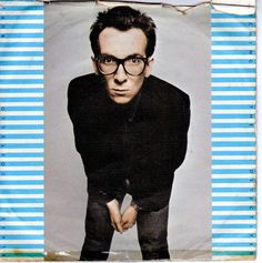 ELVIS COSTELLO: Watching The Detectives / Blame It On Caine / Mystery Dance (1977)