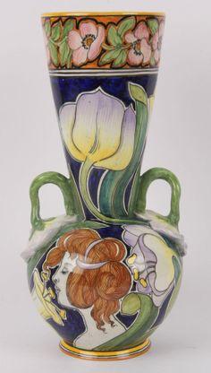 Colonnata vase sold