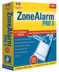 ZoneAlarm Pro 5 Firewall + Privacy Protection - Find Me The Cheapest Price	: $56.40