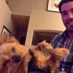 "6,696 Likes, 142 Comments - Jonathan Scott (@mrsilverscott) on Instagram: ""Somebody is in heaven!!!! #PuppyLove"""