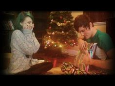 Christmas with kalel and Anthony :) so cute