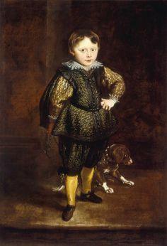 Sir Anthony van Dyck, Filippo Cattaneo (1623)