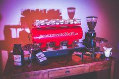 Máquina de Café Espresso no Casamento. Astoria Máquinas + Doppio Gourmet