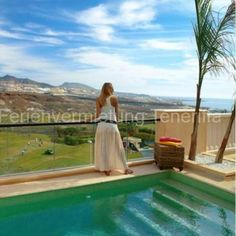 Imperial Villa in Royal Garden Villas, Tenerife sleeps It has a private heated pool, air conditioning, Wi-Fi, 3 bedrooms and 3 bathrooms Perfect Image, Perfect Photo, Love Photos, Cool Pictures, Garden Villa, Royal Garden, Heated Pool, Tenerife, Royals