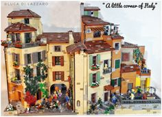 """Complete moc 'a little corner of Italy """""""
