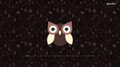 Smashing Magazine : Desktop Wallpaper Calendars: April 2015 - Time for coffee