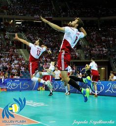 Volleyball Players, Beach Volleyball, My Dream Team, Ski Jumping, Basketball Court, Poland, Boys, Girls, Passion
