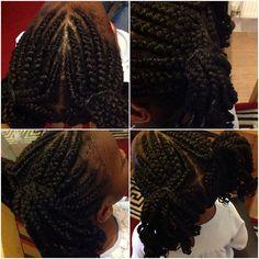 Top 100 cornrow hairstyles photos #ghanabraids #kidshair #cornrowstyles #blackhairstyles  #back2school #cornrowhairstyles #blackhair