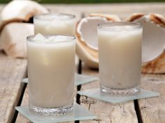 Another refreshing drink popular in the Philippines where you can see sold almost everywhere from hawker stalls to posh restaurants, it is a simple mixture of young coconut water, young coconut meat and milk,...