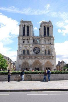 Norte Dame París