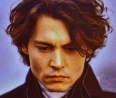 "Johnny Depp en ""Sleepy Hollow"", 1999"