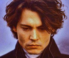 """Johnny Depp en """"Sleepy Hollow"""", 1999"""