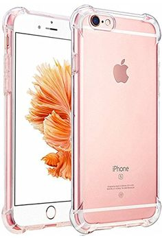 Gruichi iPhone 7plus 8plus cystal clear case  https://topcellulardeals.com/product/gruichi-iphone-7plus-8plus-cystal-clear-case/  【Compatible With iPhone 6 / 6s】 Designed for Apple iPhone 6 /6s 4.7 Inch. 【Clear TPU Case】 Crystal clear back cover lets original color shine through. Enjoy the natural beauty of the iPhone. 【All Round Protection】 Using the advanced shock absorption technology with air cushioned in four corners, protect against shocks or drops. Anti-scr