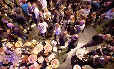 [ Business event of Dance centre Zagreb ] Plesni centar Zagreb bila je dobra kulisa za još jedan dobar poslovni domjenak koji se pretvorio u dobar tulum. Zvijezda ove večeri je bio veliki, ali zaista veliki kolut sira, koji se kako je noć odmicala, praznio sve više i više…