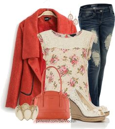 For Cute Spring Outfit