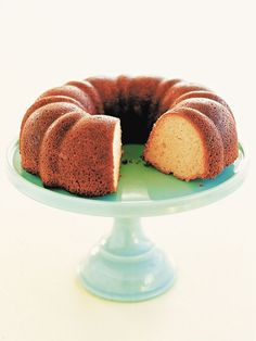 melt-and-mix honey cake from donna hay