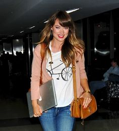 love her bicycle tee Please check out World of Cycling