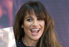 """Lea Michele Photos: Lea Michele Signs Copies Of Her """"Louder"""" CD"""